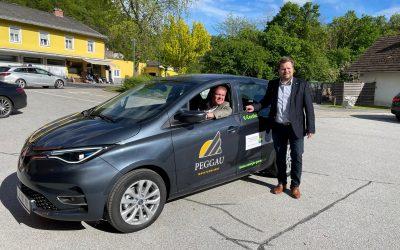 E-Car-Sharing-Projekt